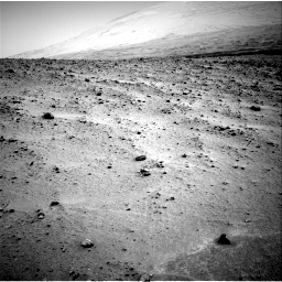 Nasa's Mars rover Curiosity acquired this image using its Right Navigation Camera on Sol 683, at drive 1032, site number 38