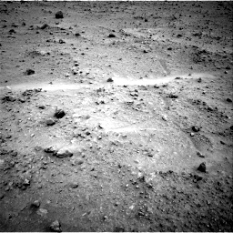 Nasa's Mars rover Curiosity acquired this image using its Right Navigation Camera on Sol 683, at drive 1194, site number 38