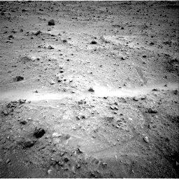 Nasa's Mars rover Curiosity acquired this image using its Right Navigation Camera on Sol 683, at drive 1200, site number 38