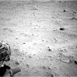 Nasa's Mars rover Curiosity acquired this image using its Right Navigation Camera on Sol 683, at drive 1236, site number 38