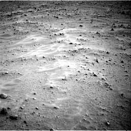 Nasa's Mars rover Curiosity acquired this image using its Right Navigation Camera on Sol 683, at drive 1248, site number 38