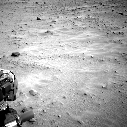 Nasa's Mars rover Curiosity acquired this image using its Right Navigation Camera on Sol 683, at drive 1260, site number 38