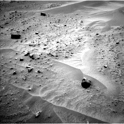 Nasa's Mars rover Curiosity acquired this image using its Left Navigation Camera on Sol 685, at drive 1338, site number 38