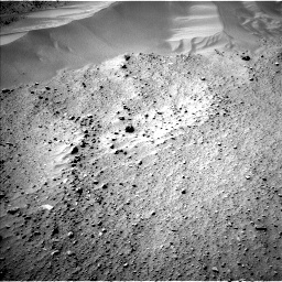 Nasa's Mars rover Curiosity acquired this image using its Left Navigation Camera on Sol 685, at drive 1488, site number 38