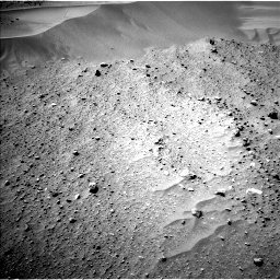 Nasa's Mars rover Curiosity acquired this image using its Left Navigation Camera on Sol 685, at drive 1500, site number 38