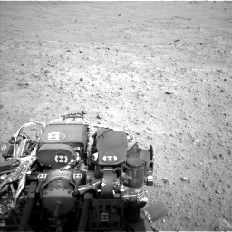 Nasa's Mars rover Curiosity acquired this image using its Left Navigation Camera on Sol 685, at drive 1734, site number 38