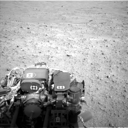 Nasa's Mars rover Curiosity acquired this image using its Left Navigation Camera on Sol 685, at drive 1740, site number 38
