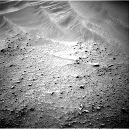 Nasa's Mars rover Curiosity acquired this image using its Right Navigation Camera on Sol 685, at drive 1308, site number 38