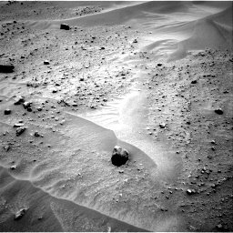 Nasa's Mars rover Curiosity acquired this image using its Right Navigation Camera on Sol 685, at drive 1338, site number 38