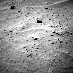 Nasa's Mars rover Curiosity acquired this image using its Right Navigation Camera on Sol 685, at drive 1350, site number 38
