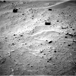 Nasa's Mars rover Curiosity acquired this image using its Right Navigation Camera on Sol 685, at drive 1356, site number 38