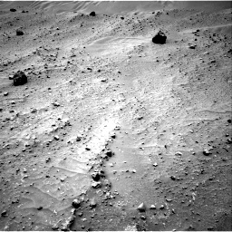 Nasa's Mars rover Curiosity acquired this image using its Right Navigation Camera on Sol 685, at drive 1374, site number 38
