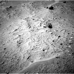 Nasa's Mars rover Curiosity acquired this image using its Right Navigation Camera on Sol 685, at drive 1434, site number 38