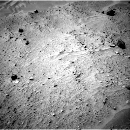 Nasa's Mars rover Curiosity acquired this image using its Right Navigation Camera on Sol 685, at drive 1440, site number 38