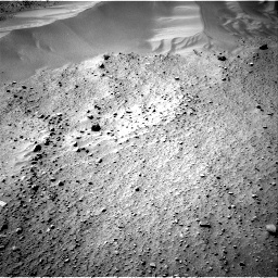 Nasa's Mars rover Curiosity acquired this image using its Right Navigation Camera on Sol 685, at drive 1488, site number 38