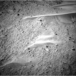 Nasa's Mars rover Curiosity acquired this image using its Right Navigation Camera on Sol 685, at drive 1530, site number 38