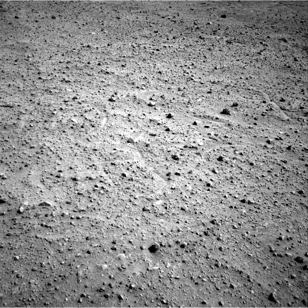Nasa's Mars rover Curiosity acquired this image using its Right Navigation Camera on Sol 685, at drive 1734, site number 38