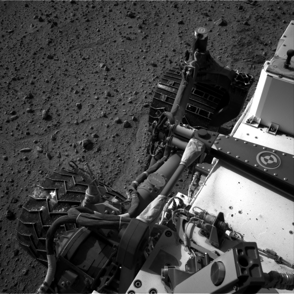 Nasa's Mars rover Curiosity acquired this image using its Right Navigation Camera on Sol 685, at drive 0, site number 39