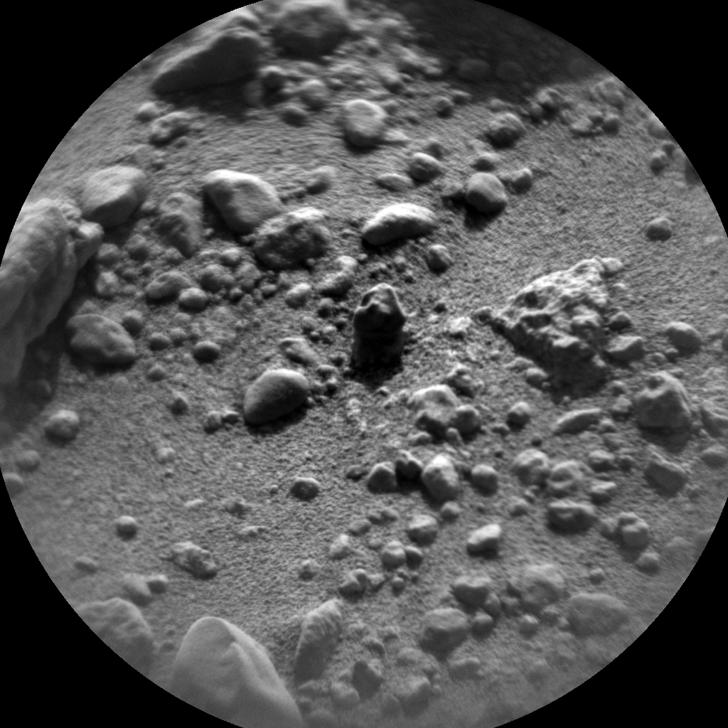 Nasa's Mars rover Curiosity acquired this image using its Chemistry & Camera (ChemCam) on Sol 686, at drive 0, site number 39