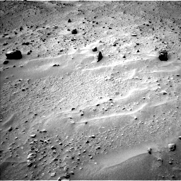 Nasa's Mars rover Curiosity acquired this image using its Left Navigation Camera on Sol 688, at drive 240, site number 39