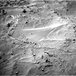 Nasa's Mars rover Curiosity acquired this image using its Left Navigation Camera on Sol 688, at drive 342, site number 39