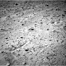 Nasa's Mars rover Curiosity acquired this image using its Right Navigation Camera on Sol 688, at drive 42, site number 39