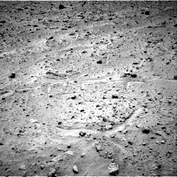 Nasa's Mars rover Curiosity acquired this image using its Right Navigation Camera on Sol 688, at drive 48, site number 39