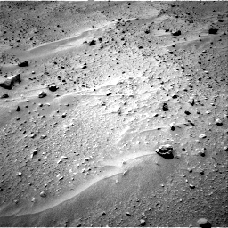 Nasa's Mars rover Curiosity acquired this image using its Right Navigation Camera on Sol 688, at drive 216, site number 39
