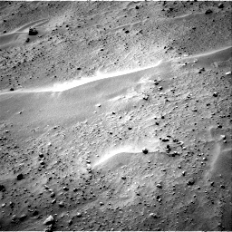 Nasa's Mars rover Curiosity acquired this image using its Right Navigation Camera on Sol 688, at drive 288, site number 39