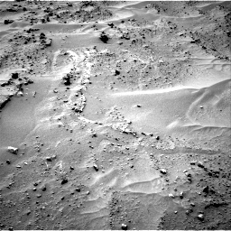Nasa's Mars rover Curiosity acquired this image using its Right Navigation Camera on Sol 688, at drive 348, site number 39