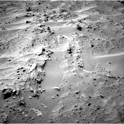 Nasa's Mars rover Curiosity acquired this image using its Right Navigation Camera on Sol 688, at drive 354, site number 39