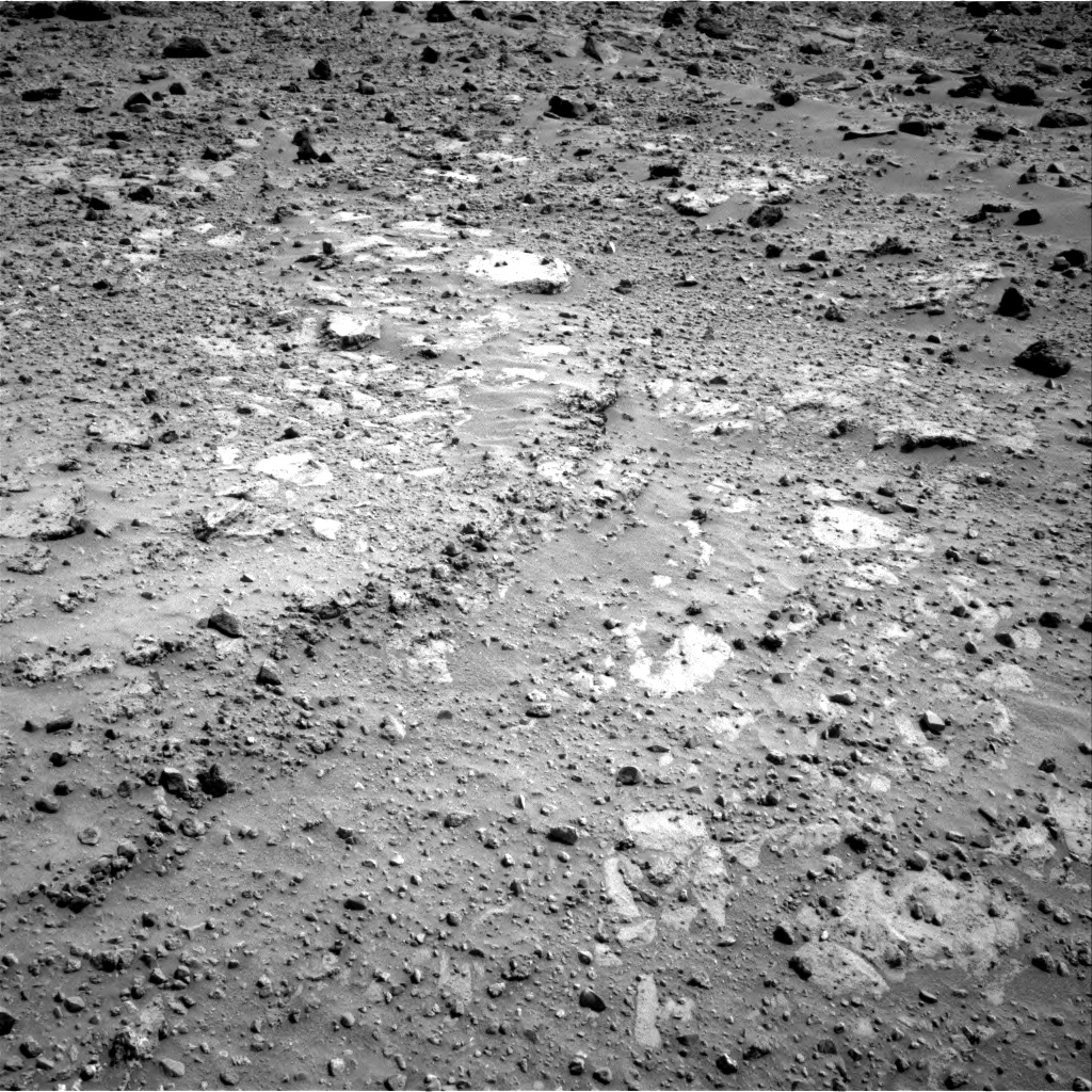 Nasa's Mars rover Curiosity acquired this image using its Right Navigation Camera on Sol 688, at drive 426, site number 39