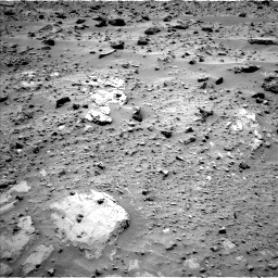 Nasa's Mars rover Curiosity acquired this image using its Left Navigation Camera on Sol 689, at drive 444, site number 39
