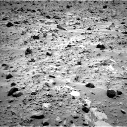 Nasa's Mars rover Curiosity acquired this image using its Left Navigation Camera on Sol 689, at drive 468, site number 39