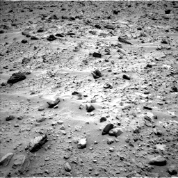 Nasa's Mars rover Curiosity acquired this image using its Left Navigation Camera on Sol 689, at drive 474, site number 39