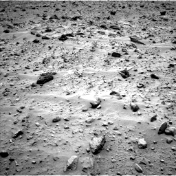 Nasa's Mars rover Curiosity acquired this image using its Left Navigation Camera on Sol 689, at drive 486, site number 39
