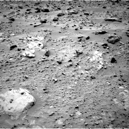 Nasa's Mars rover Curiosity acquired this image using its Right Navigation Camera on Sol 689, at drive 444, site number 39