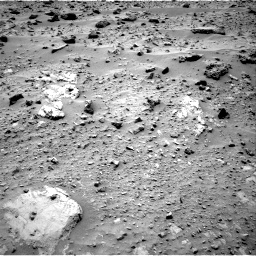 Nasa's Mars rover Curiosity acquired this image using its Right Navigation Camera on Sol 689, at drive 450, site number 39