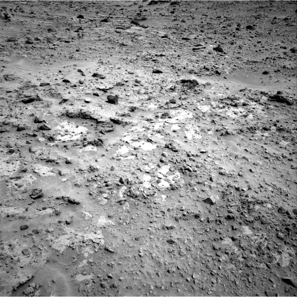 Nasa's Mars rover Curiosity acquired this image using its Right Navigation Camera on Sol 689, at drive 480, site number 39
