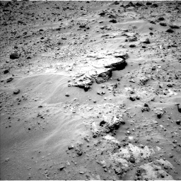 Nasa's Mars rover Curiosity acquired this image using its Left Navigation Camera on Sol 690, at drive 516, site number 39