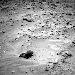 Nasa's Mars rover Curiosity acquired this image using its Left Navigation Camera on Sol 690, at drive 570, site number 39