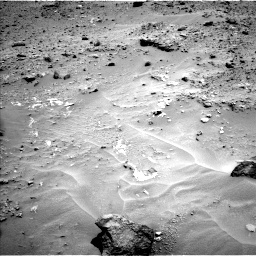 Nasa's Mars rover Curiosity acquired this image using its Left Navigation Camera on Sol 690, at drive 582, site number 39