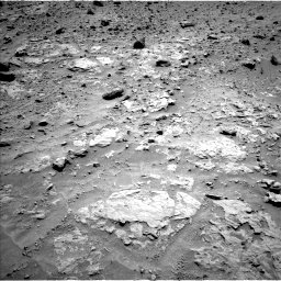 Nasa's Mars rover Curiosity acquired this image using its Left Navigation Camera on Sol 690, at drive 606, site number 39