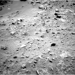 Nasa's Mars rover Curiosity acquired this image using its Left Navigation Camera on Sol 690, at drive 630, site number 39