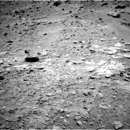 Nasa's Mars rover Curiosity acquired this image using its Left Navigation Camera on Sol 690, at drive 672, site number 39
