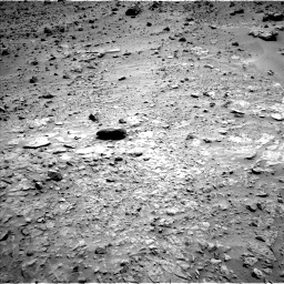 Nasa's Mars rover Curiosity acquired this image using its Left Navigation Camera on Sol 690, at drive 678, site number 39