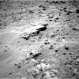 Nasa's Mars rover Curiosity acquired this image using its Right Navigation Camera on Sol 690, at drive 516, site number 39