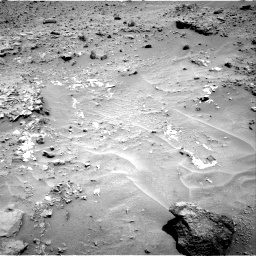 Nasa's Mars rover Curiosity acquired this image using its Right Navigation Camera on Sol 690, at drive 588, site number 39