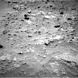 Nasa's Mars rover Curiosity acquired this image using its Right Navigation Camera on Sol 690, at drive 618, site number 39