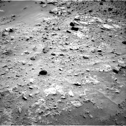 Nasa's Mars rover Curiosity acquired this image using its Right Navigation Camera on Sol 690, at drive 624, site number 39
